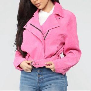 She Taking Over Jacket